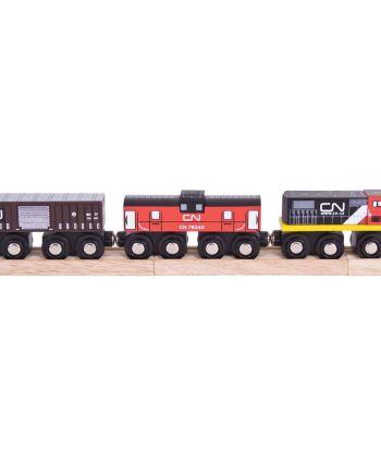 CN Train by Bigjigs
