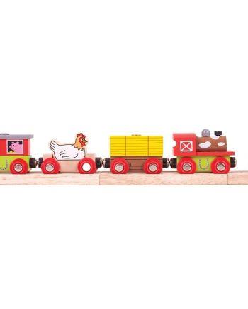 Farmyard Train
