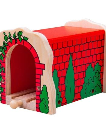 Brick Tunnel available in 3 colour styles by Bigjigs
