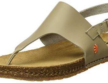 Art Becerro Sand Open Toe Sandals