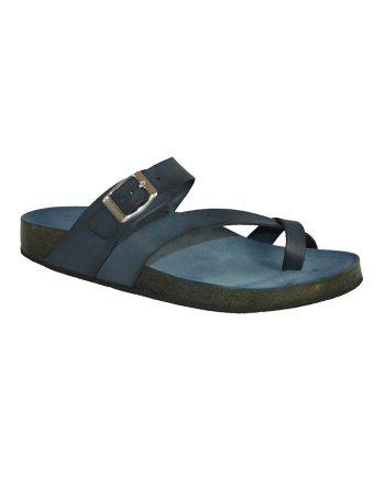 Oxygen Footbed Sandal Marseilles Blue