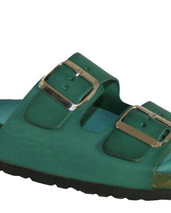 Oxygen Footbed Sandal Paris Green