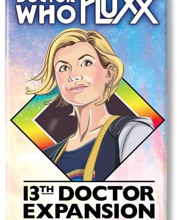 Fluxx: Doctor Who Fluxx Card Game Expansion