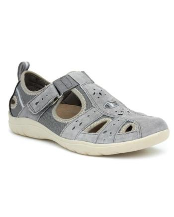 Earth Spirit Cleveland Frost Grey Shoe
