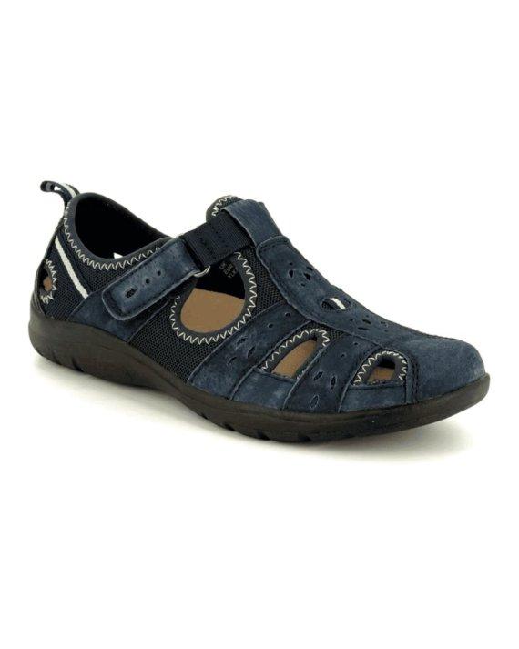 Earth Spirit Cleveland Navy Blue Shoe