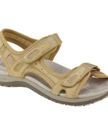 Earth Spirit Frisco Amber Yellow Sandal