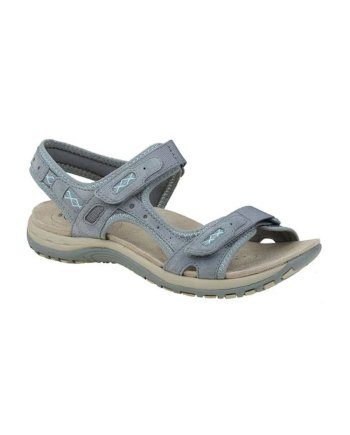 Earth Spirit Frisco Frost Grey Sandal