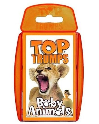 Top Trumps Baby Animals Top Trumps Card Game