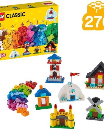 LEGO 11008 Classic Bricks and Houses Building Set