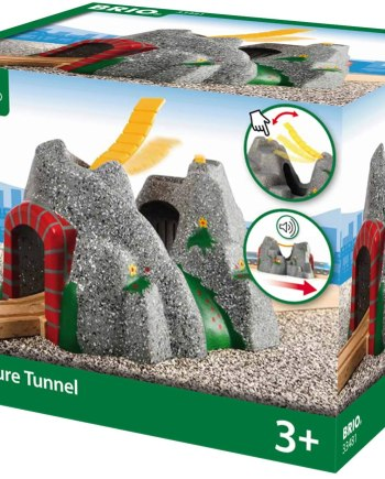 BRIO World Adventure Tunnel