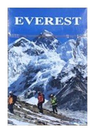 Everest PLAYING CARDS