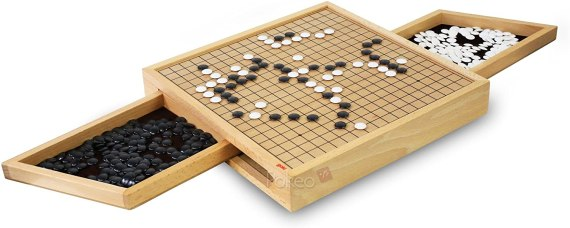 Go Game Board Game of Strategy