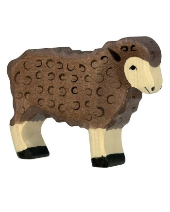 Holztiger Black Sheep Standing