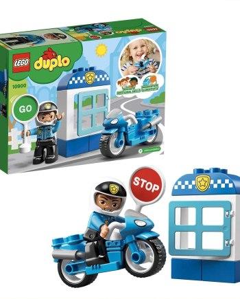 LEGO 10900 Duplo Police Bike Building Bricks Set
