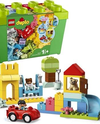 LEGO 10914 Classic Deluxe Brick Box Building Set
