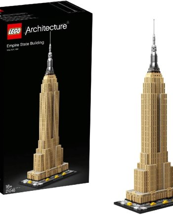 LEGO 21046 Empire State Building Set