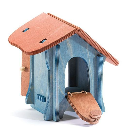 Ostheimer Chicken House Wooden Toys