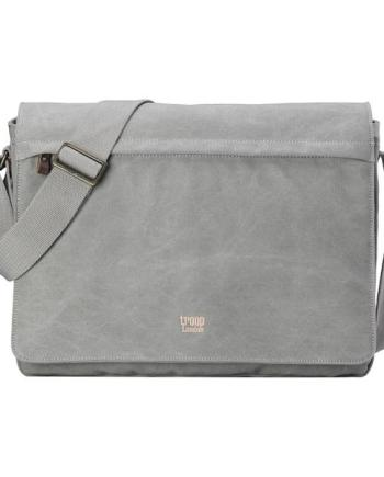 Classic Canvas Messenger Bag TRP0371 by Troop London