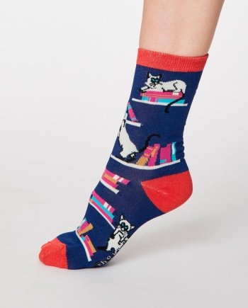 Thought Gatto Sock