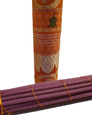Bhutan Incense Meditation Buddha