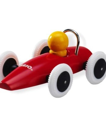 Race Car Red by BRIO