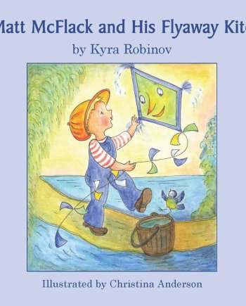 Matt McFlack and His Flyaway Kite