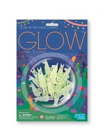 4M Glow Llamas