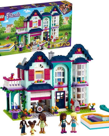 LEGO 41449 Friends Andreas Family House Playset
