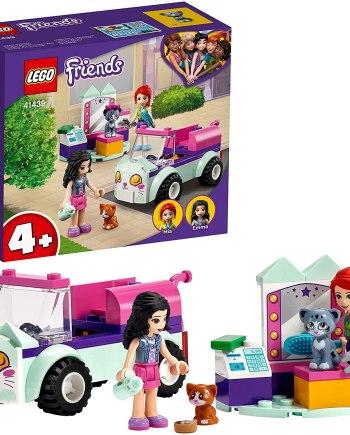 LEGO 41439 Friends Cat Grooming Car Playset