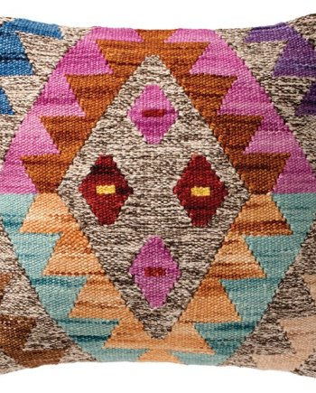 Namaste Cushion Cover Aztec Kilim