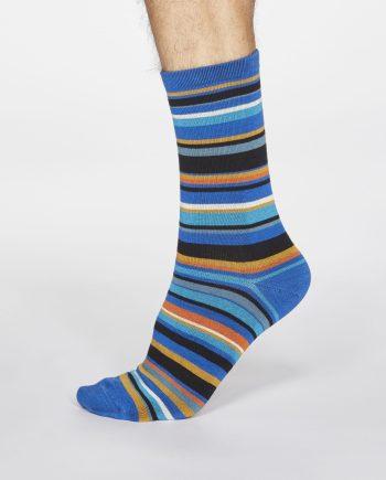Thought Braxton Stripe Sock