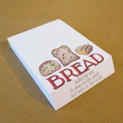 Simon Drew Bread Pad Block