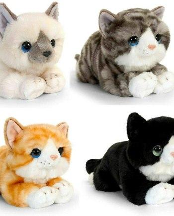 25cm Cuddle Kitten