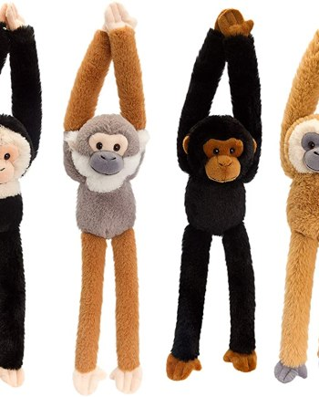 65cm Hanging Monkey