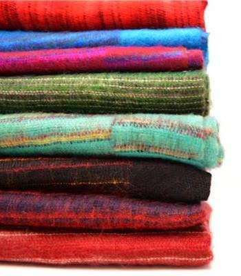 Yak Wool Scarves Nepalese
