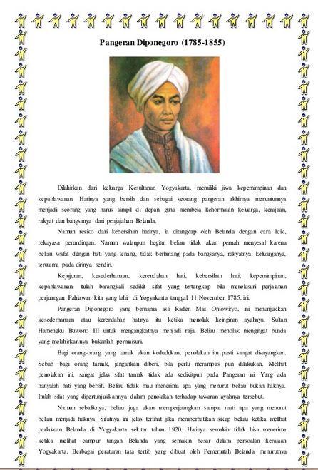 contoh-biografi-singkat-pangeran