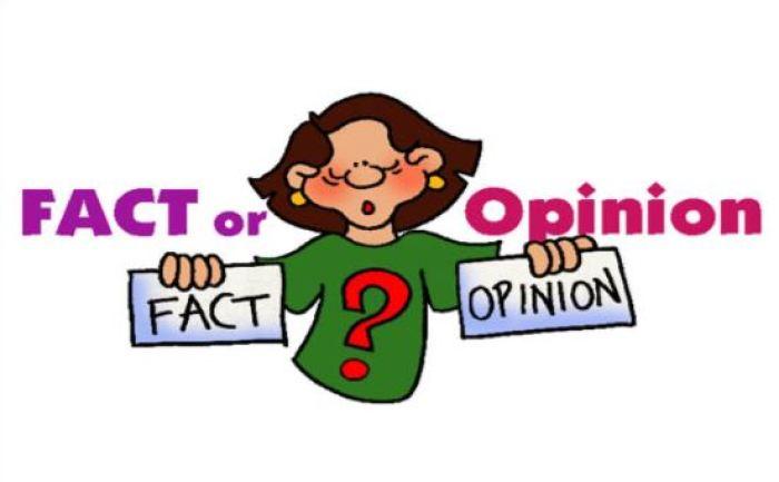 50 Contoh Kalimat Fakta Dan Opini Terbaru Singkat Jelas Dan Padat
