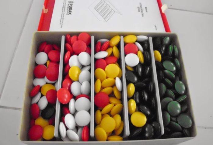 alat alat laboratorium biologi kotak genetika