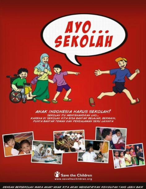 Contoh Iklan Pendidikan Dan Kesehatan