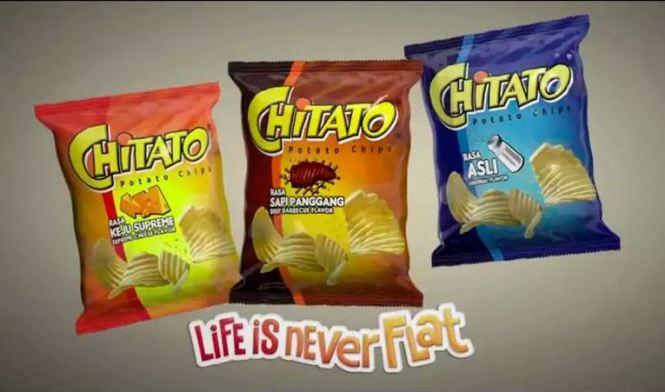 contoh iklan produk makanan ringan
