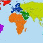 46+ Daftar Negara di Benua Eropa dan Ibukotanya (Barat, Timur, Utara & Selatan)