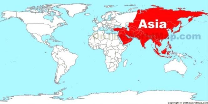 daftar negara di benua asia