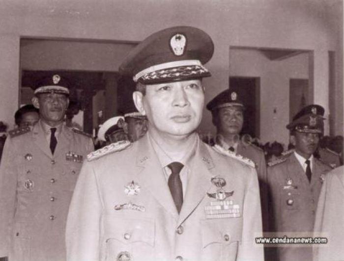 presiden kedua 2 indonesia