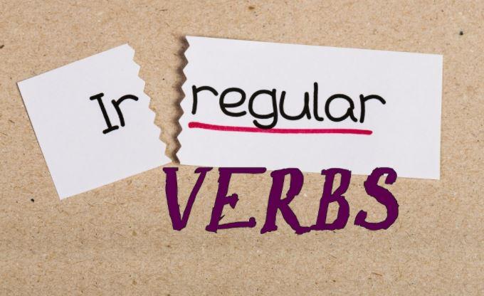 Regular Verb Dan Irregular Verb