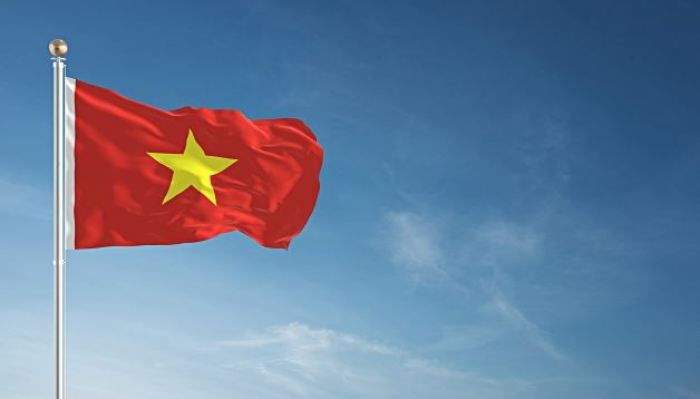 negara asean bendera vietnam