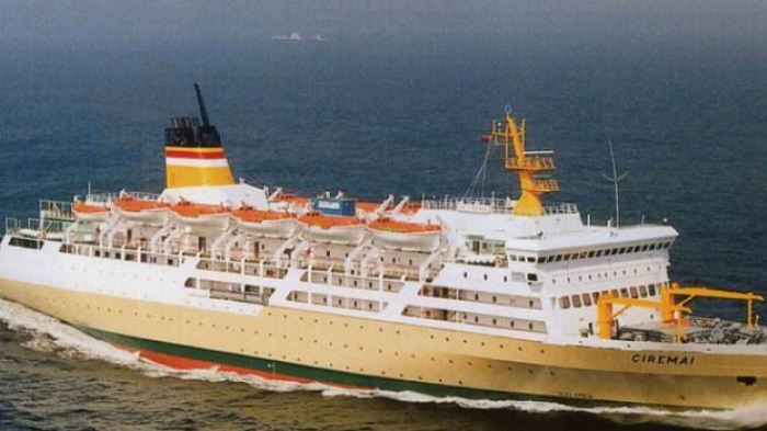 alat transportasi laut