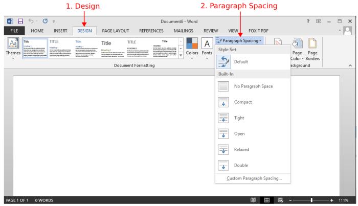template jarak antar baris dan paragraf 2