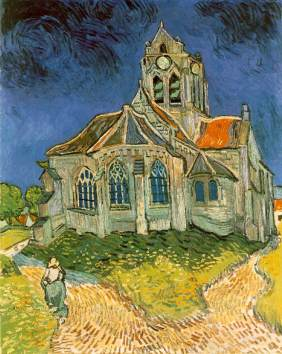 gogh.eglise-auvers