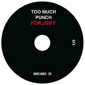Too Much Punch for Judy DVD