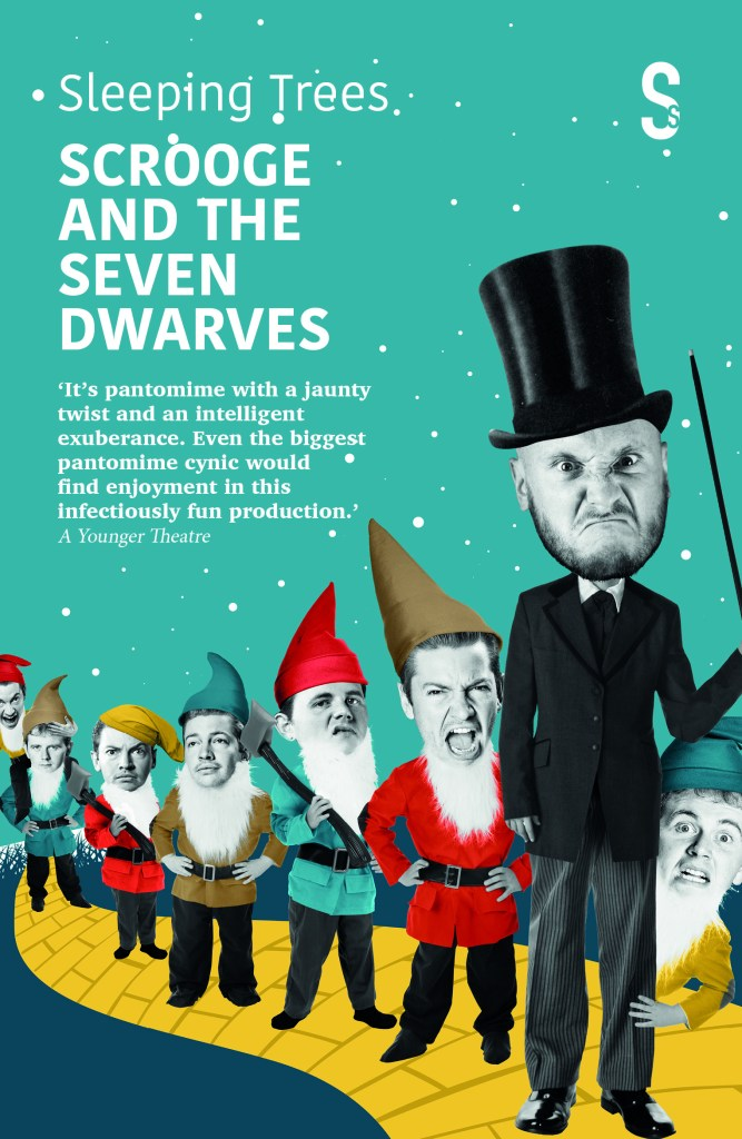 Scrooge and the Seven Dwarves & Cinderella and the Beanstalk